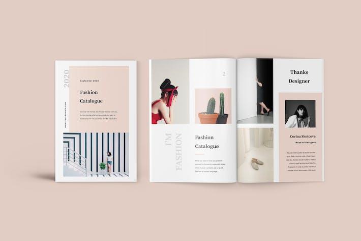 Thumbnail for Fashion Lookbook Catalogue
