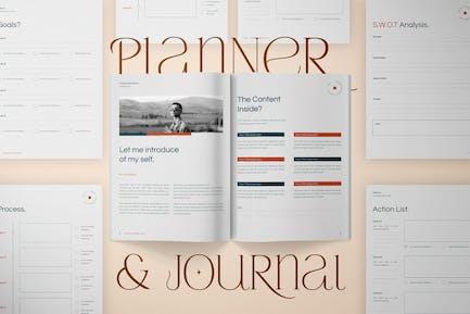Planner & Journal