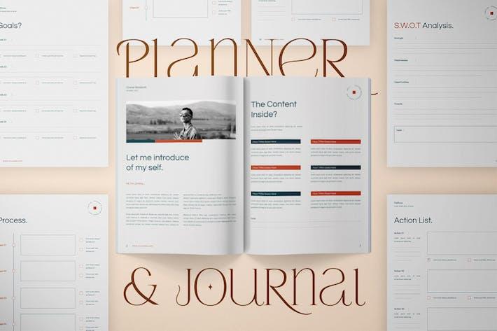 Thumbnail for Planner & Journal