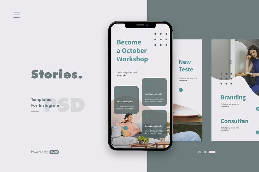 Instagram Story Template - product preview 0