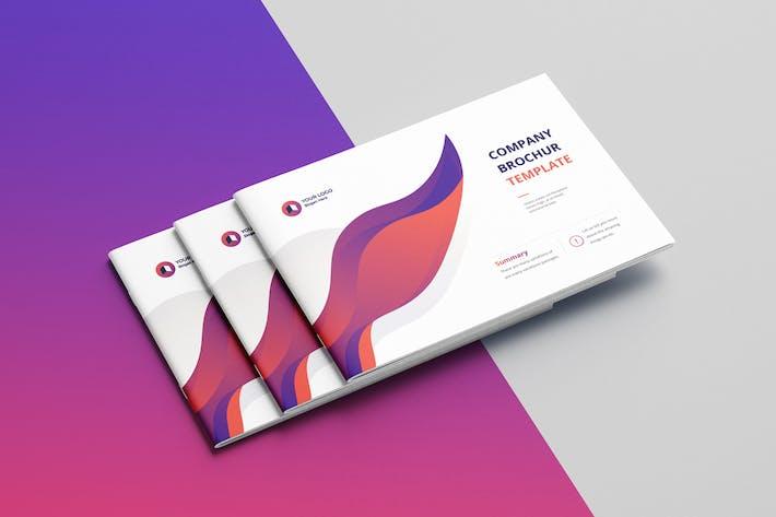 Thumbnail for Clean & Modern Multipurpose Brochure V3 Landscape