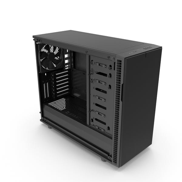 Cover Image for Computer Case
