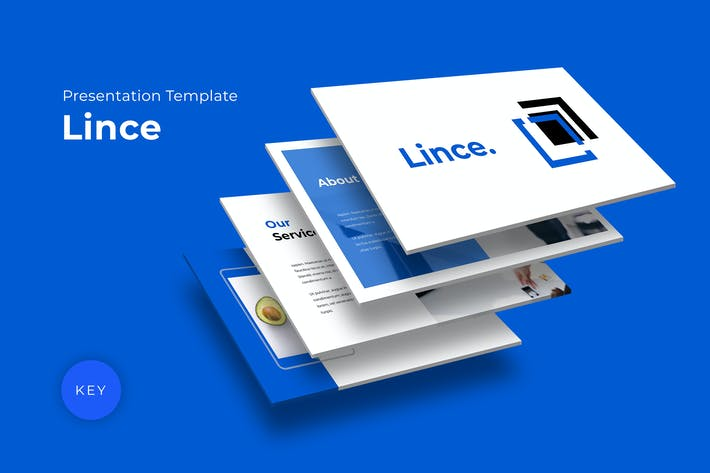 Thumbnail for Lince Creative Keynote