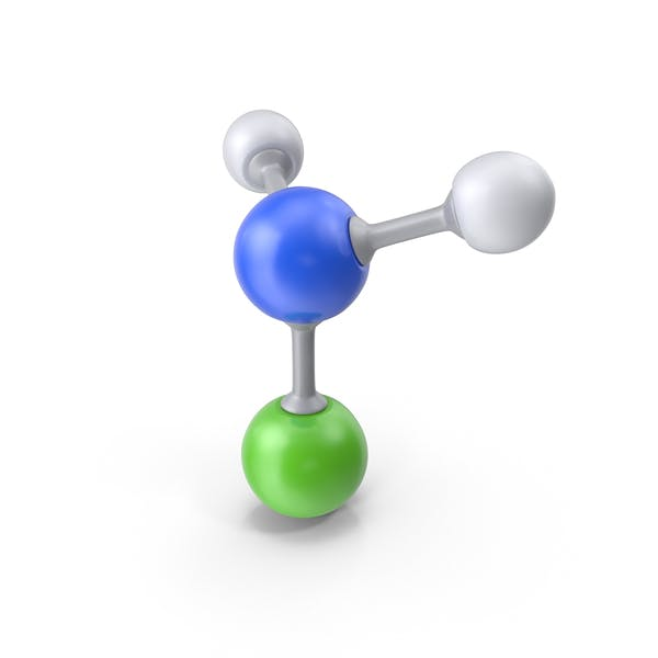 Thumbnail for Chloramine Molecule