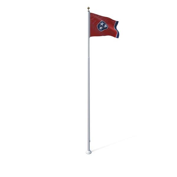 Государственный флаг Теннесси