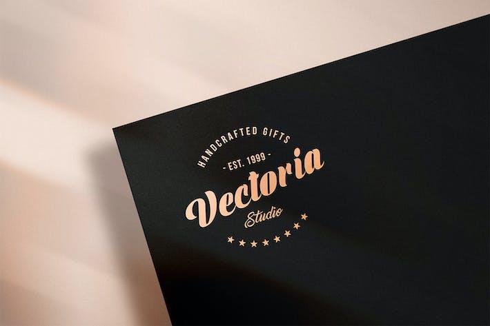 Thumbnail for Maquette de Logo
