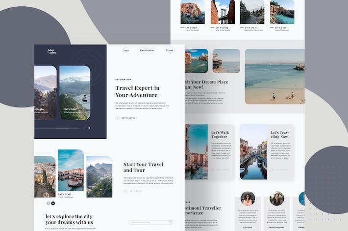 Thumbnail for Travel Expert News Letter