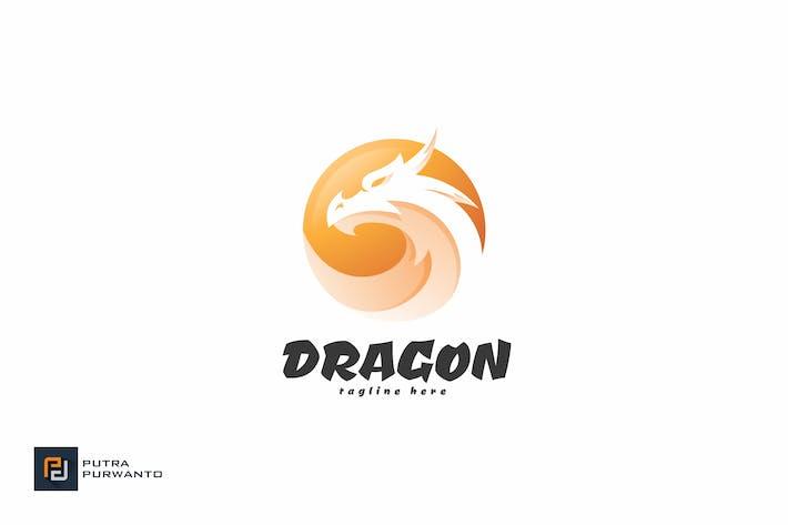 Thumbnail for Dragon - Logo Template