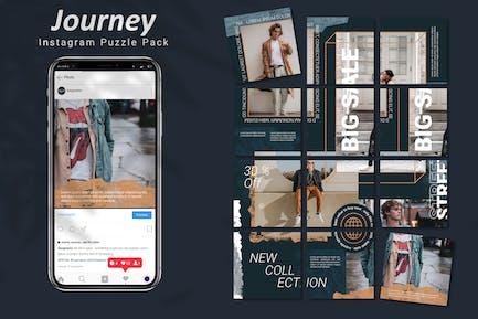 Journey - Instagram Puzzle Pack