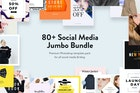 Social Media Jumbo Bundle (All-in-One Pack)