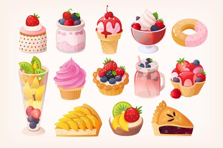 Thumbnail for Fruit desserts
