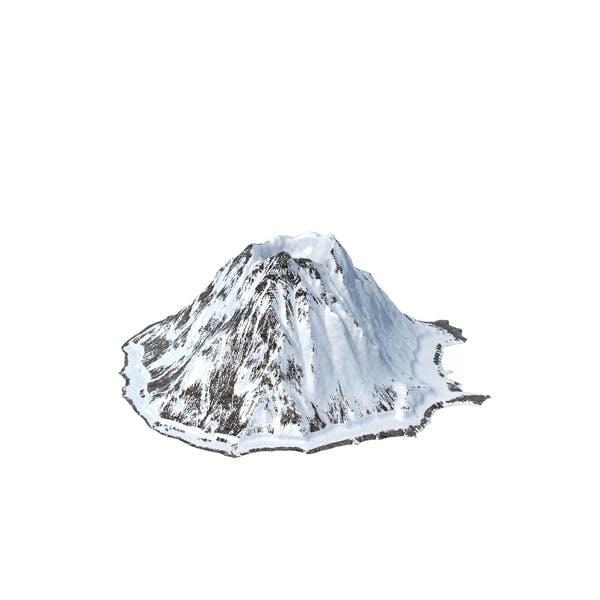 Volcano Snowy
