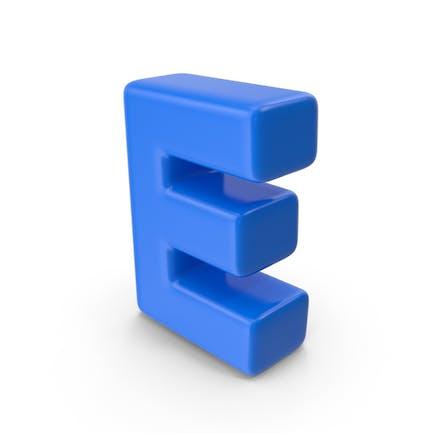 Alphabet Toon E