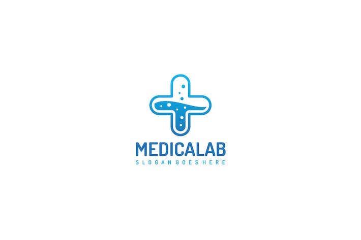 Thumbnail for Medical Lab Logo