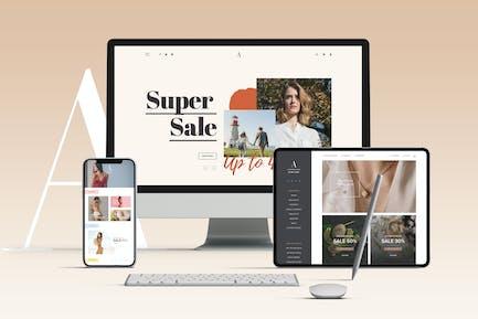 Arum - Multipurpose WooCommerce Theme