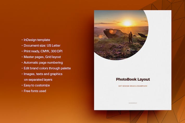 PhotoBook Layout