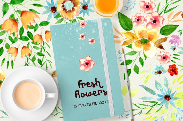 Thumbnail for Fresh Flowers