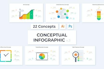Conceptual Infographic v.5