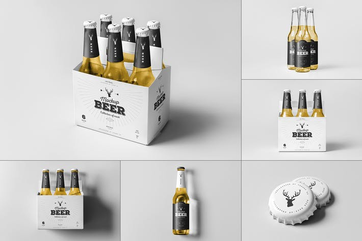 Thumbnail for Beer Mock-up 5