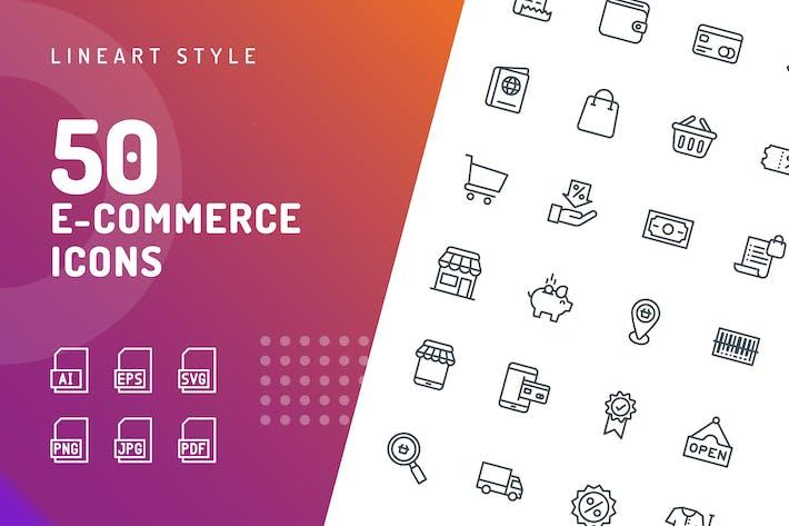 Thumbnail for E-Commerce-ZeilIcons