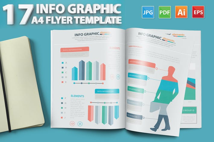 Thumbnail for Business Infographic Elements Design