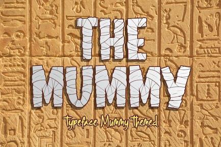 DS - La momia - Horor