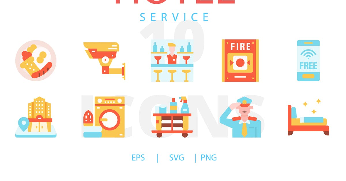 Download Hotel Service by linector