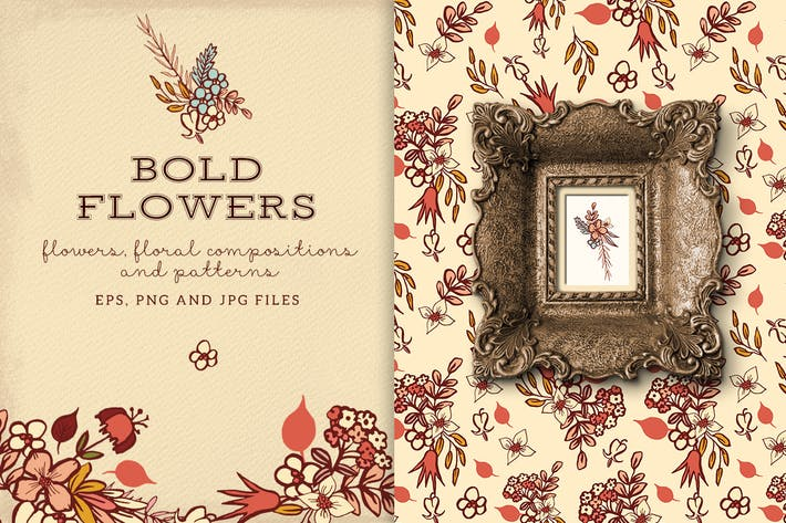 Thumbnail for Bold Flowers