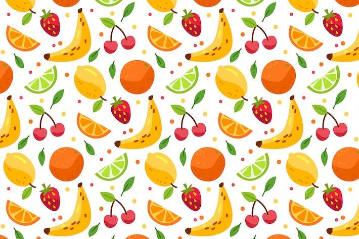 Thumbnail for Summer Fruit Pattern