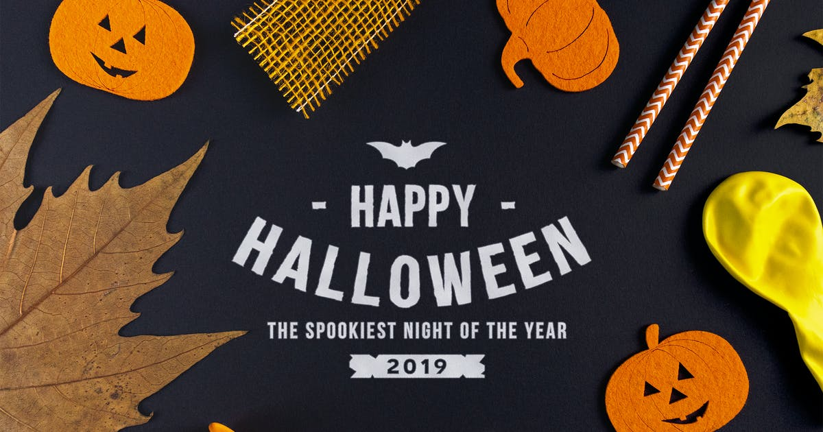 Download Halloween mockup by Scredeck