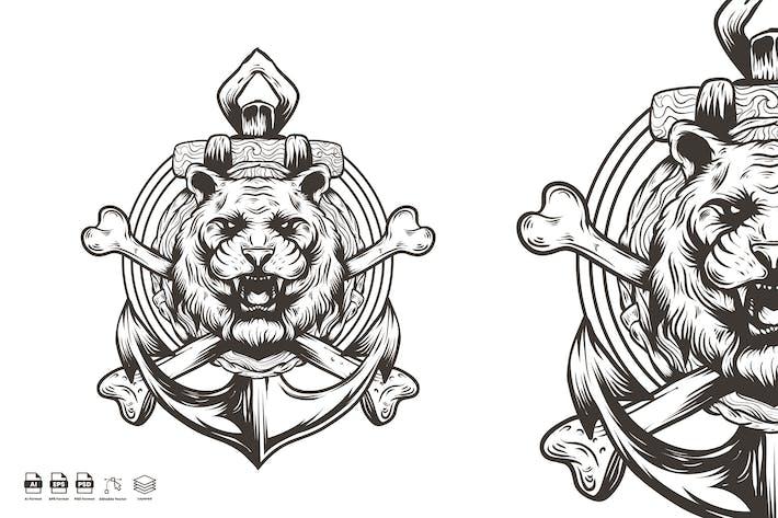 Tiger Anker