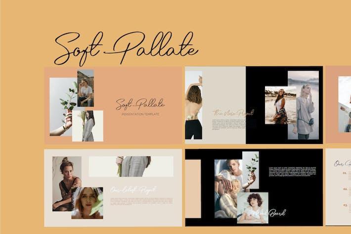Thumbnail for Soft Pallate Dark - Fashion Powerpoint