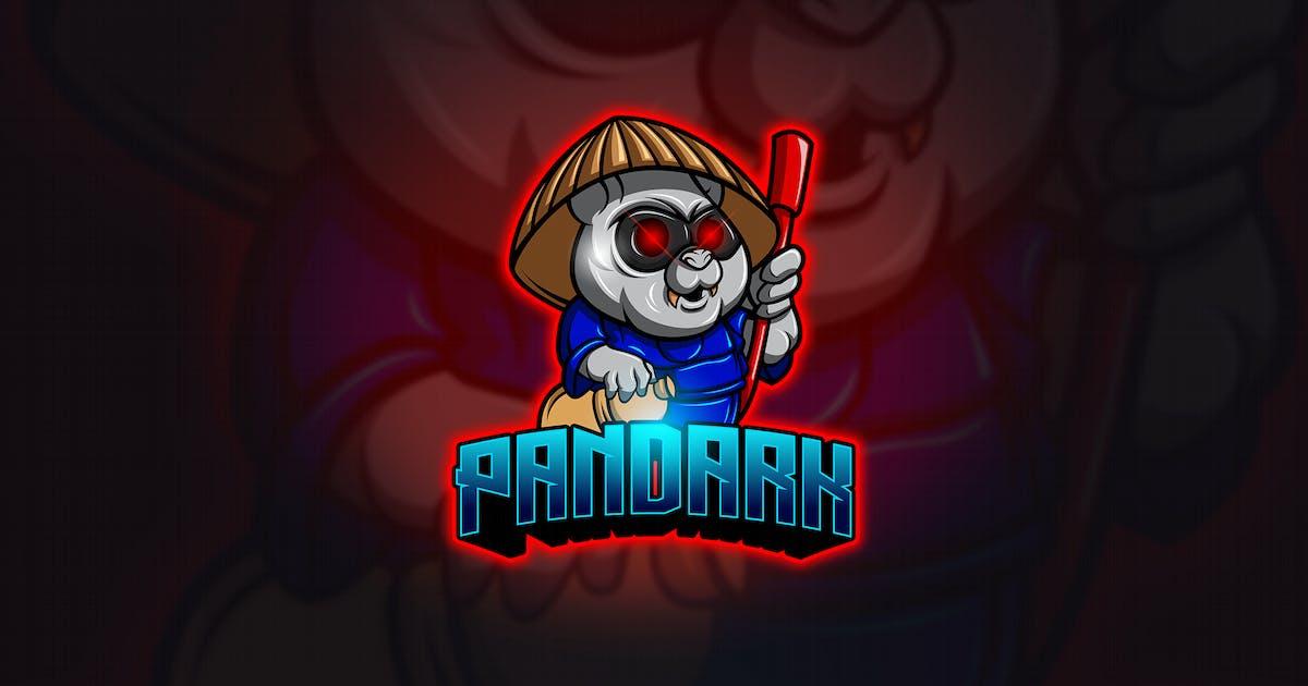 Download Pandark - Mascot & Esport Logo by aqrstudio