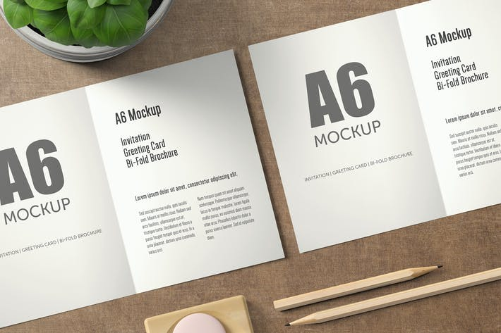 Download The Latest 39 A6 Graphic Templates Envato Elements