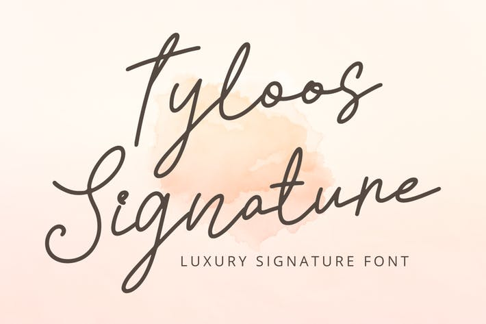 Thumbnail for Tyloos Signature - Fuente Signature