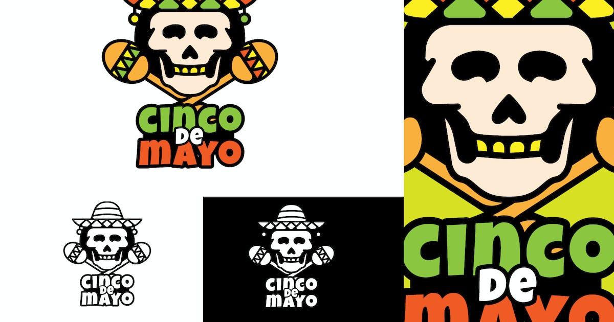 Download Cinco Demayo - Mascot & Esport Logo by aqrstudio