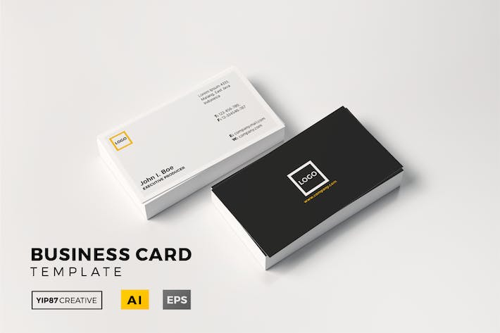 All the templates you can download envato elements business card flashek Gallery