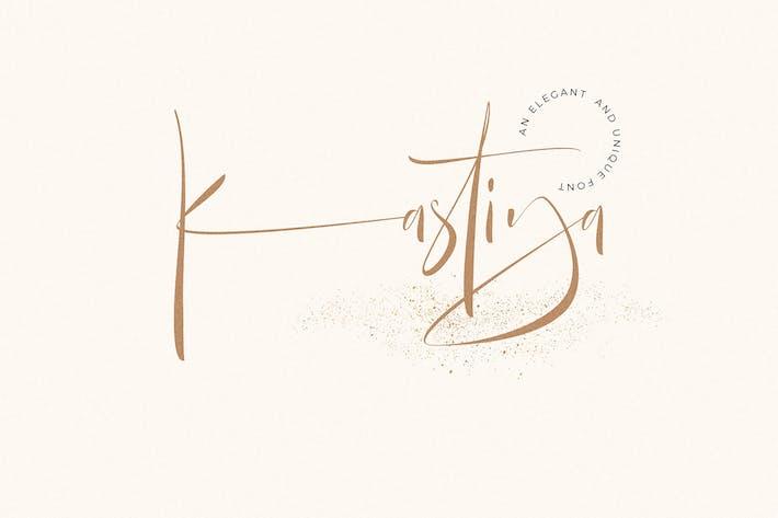 Thumbnail for Kastiya - TiFuentes elegantes y únicas!