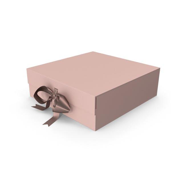 Thumbnail for Pink Box with Ribbon