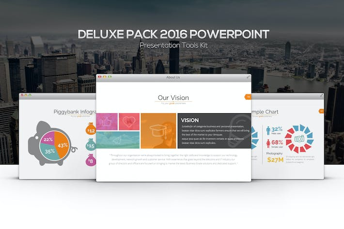 Thumbnail for Deluxe Pack - Presentation Tools Kit