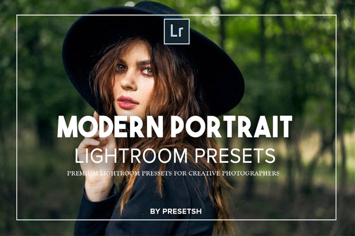 Thumbnail for Modern Lightroom Presets