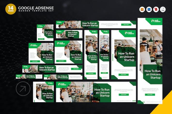 Thumbnail for 14 Licorne Startup Google Adsense bannière