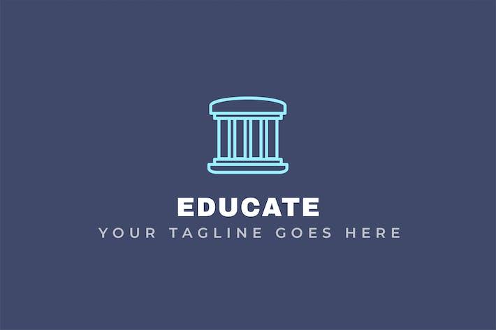 Thumbnail for Educate - University & Schools Logo Template