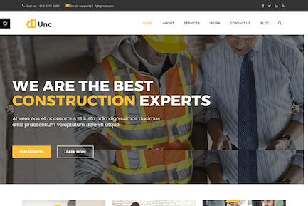 Unc Construction - Construction Business, Building