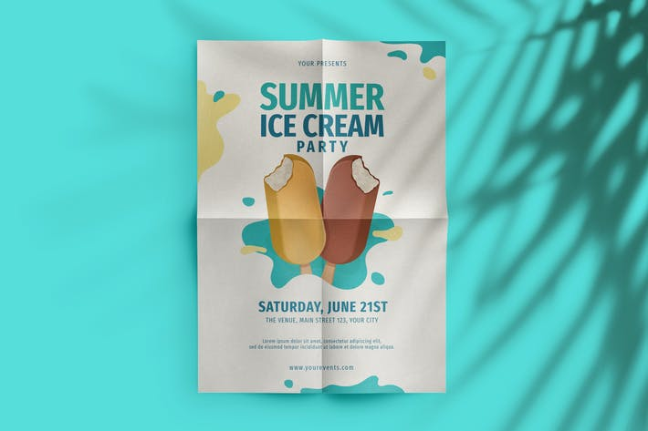 Thumbnail for Summer Ice Cream Party