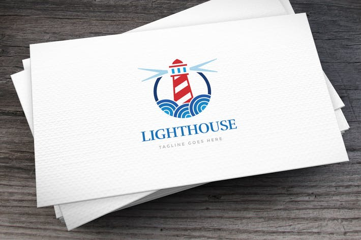 Thumbnail for Lighthouse Logovorlage