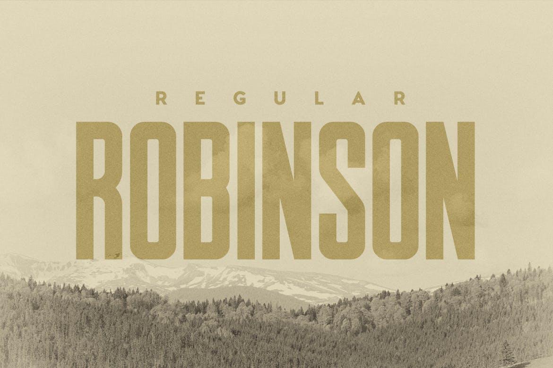 Robinson-Regular