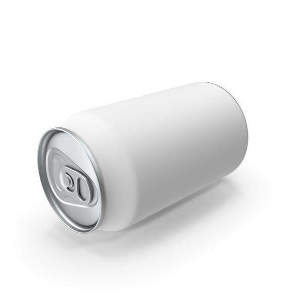 Thumbnail for 330ml Soda Can Mockup Laying Flat