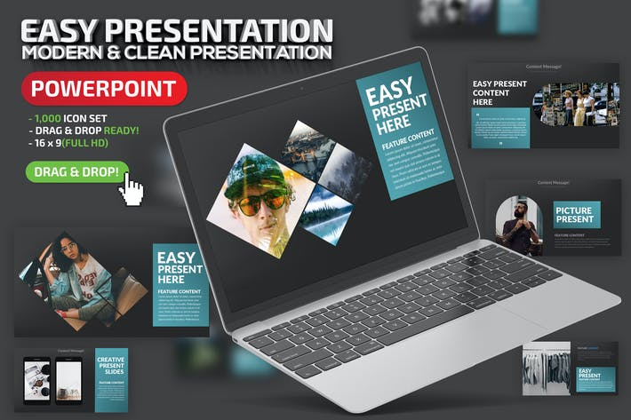 Thumbnail for Easy Powerpoint Presentation