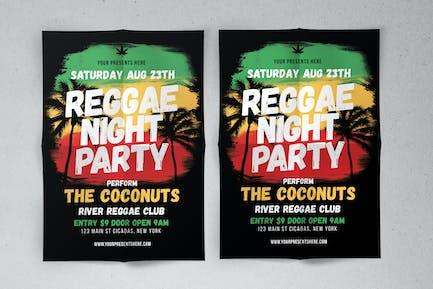 Reggae Music Party